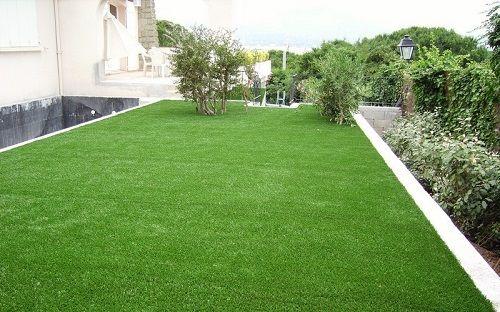 gazon synthétique pour toiture végétalisée   Gazon synthétique, Terrasse jardin, Terrasse