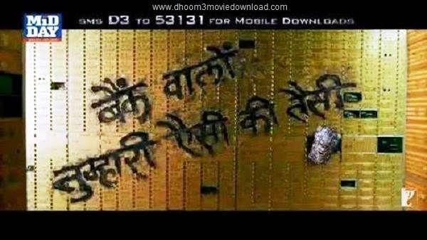 Dhoom 3 Dialogue Maskara Majakiyaan Vidhushak Joker Clown