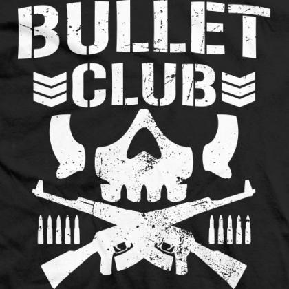 Bullet Club Japan Pro Wrestling Bullet Club Logo Japanese Wrestling