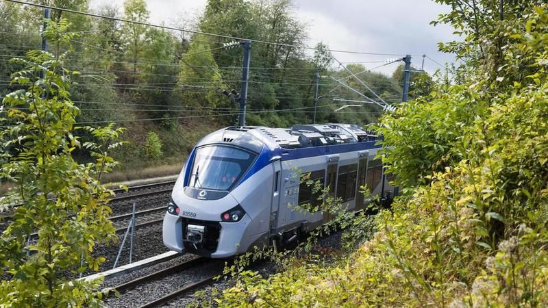 Icymi Alstom Secures 170m Contract To Supply Coradia Polyvalent