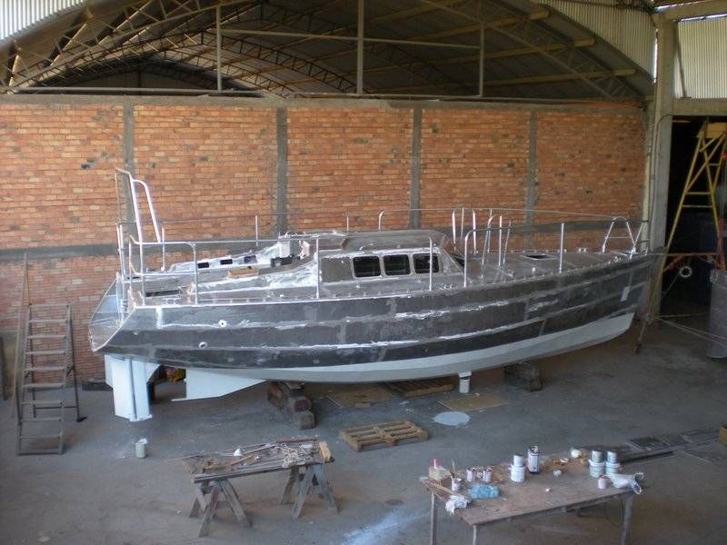 Kiribati 36 aluminum swing keel | sailboating | Boat, Sailboat, Boat