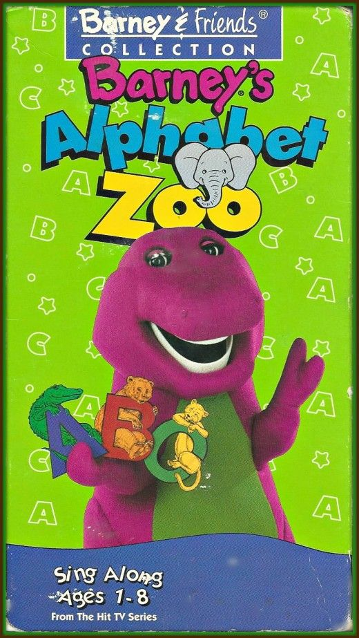Barney And Friends A Magical Place For A Child S Imaginations To Grow Barney Friends Barney The Dinosaurs Barney