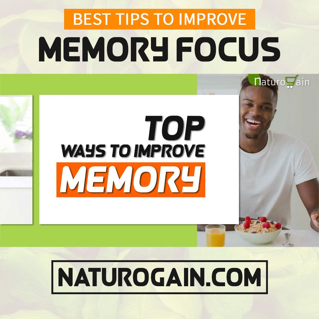 This video suggests you easy tips to improve memory and concentration. It increases focus, relieves stress, improves brain performance and reduces age-related cognitive decline. #memorybooster #brainenhancement #sharpmemeory #increasefocus