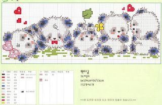 Gráficos de soda stitch - VilaClub