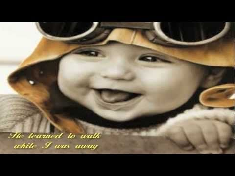 Cat S In The Cradle Harry Chapin Lyrics Trivia Youtube Cute Babies Cute Kids Beautiful Babies