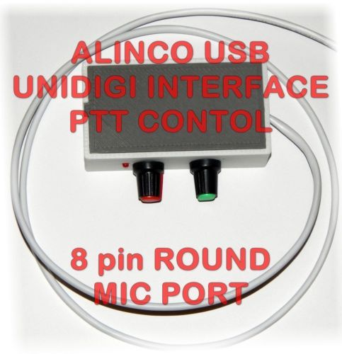 Alinco DX-77 Digi Interface with PTT Control - PSK31, PSK, RTTY