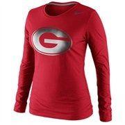 Women's Nike Long Sleeved UGA - I need this.