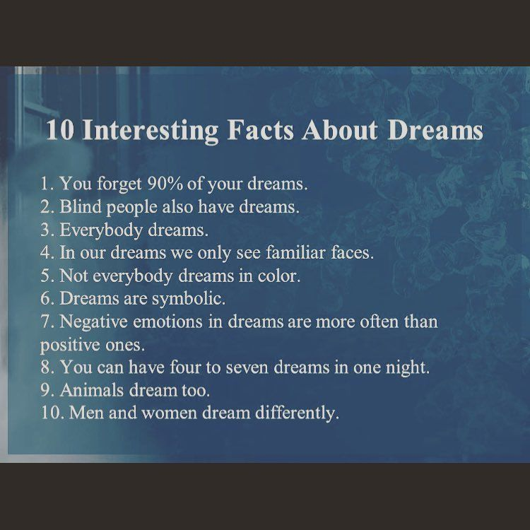 Dream Facts Sleep Dreamfacts Dreams Sleepy Relaxation Relax Nightime Bed Psychology Fun Facts Facts About Dreams Interesting Facts About Dreams