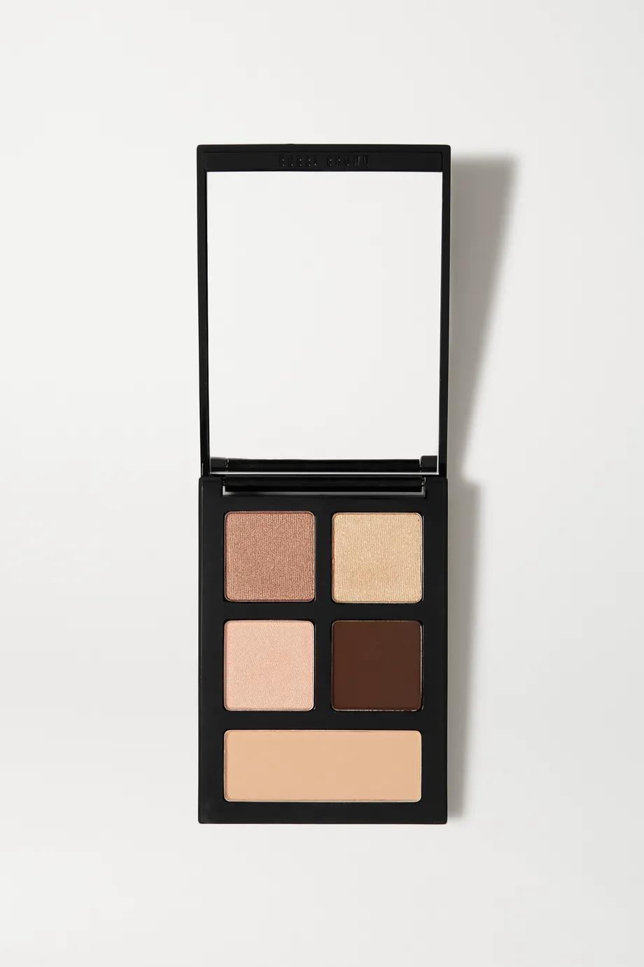 Bronze The Essential Multicolor Eye Shadow Palette - Burnished Bronze   Bobbi Brown   NET-A-PORTER