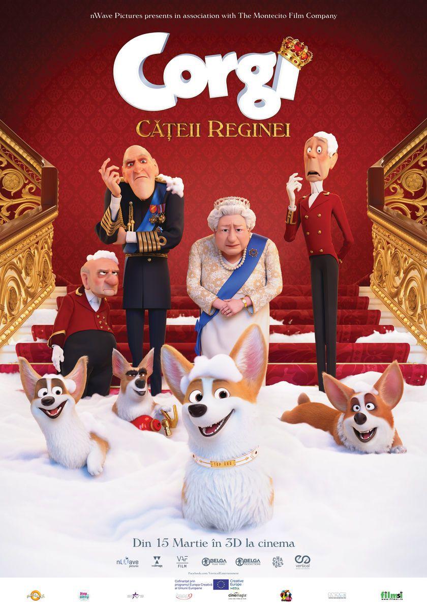 The Queen's Corgi (2019) Online Subtitrat in Romana | www ...