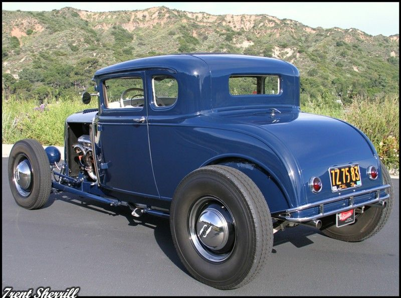 31 Ford Coupe Traditional Hot Rod By Randy Brandon