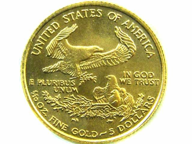 Liberty 2005 1 10 Ounce Fine Gold Coin Co349 Gold Coins Coins Coin Auctions