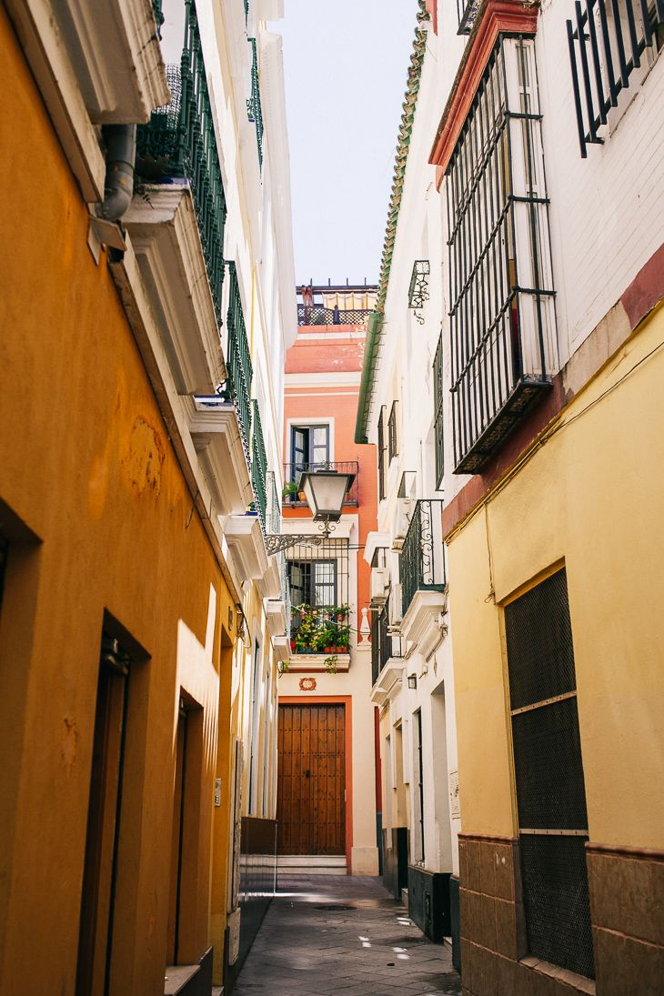 Travel Stories Andalusia :: Seville by Hello Twiggs