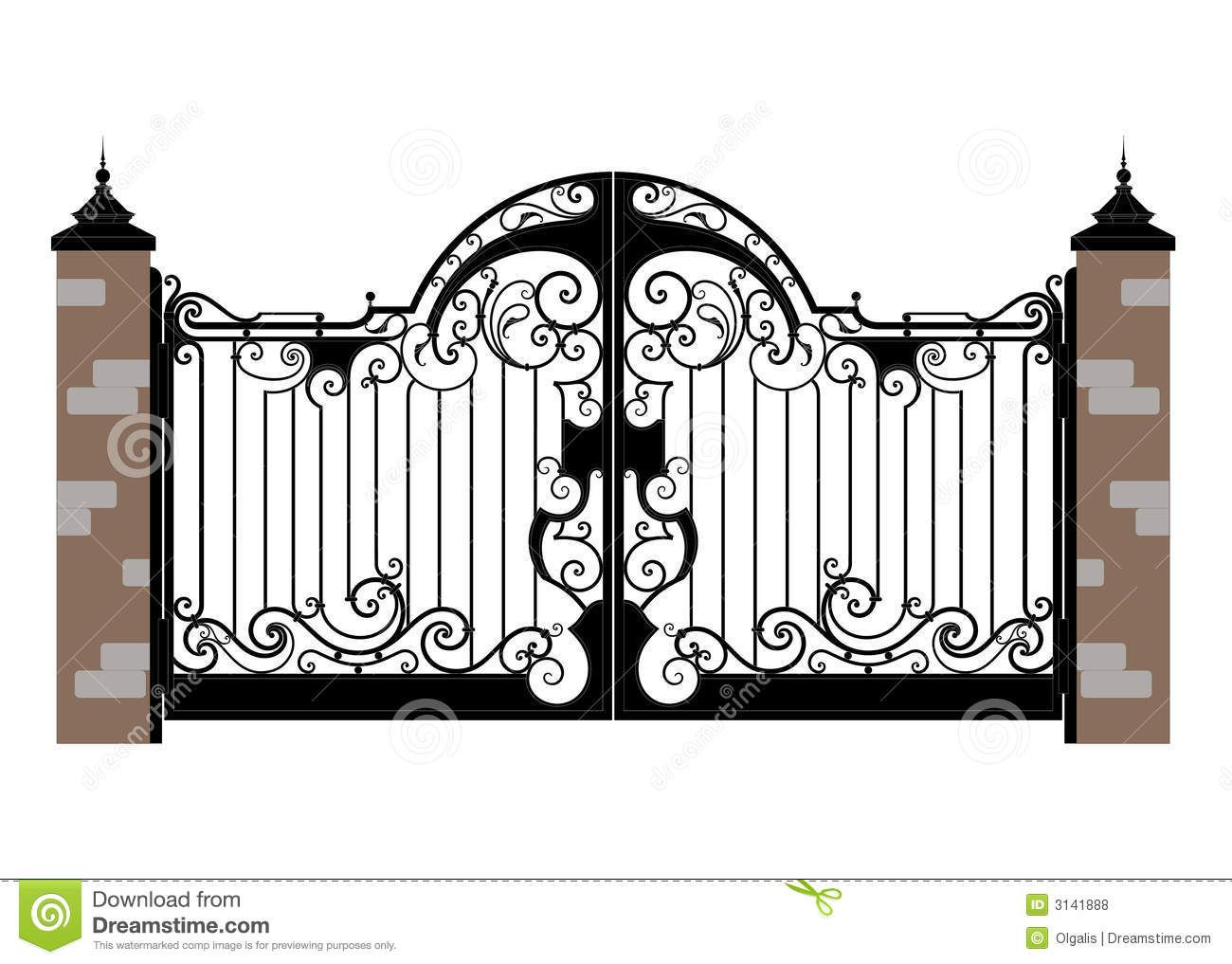 Forged Iron Gate Download From Over 59 Million High Quality