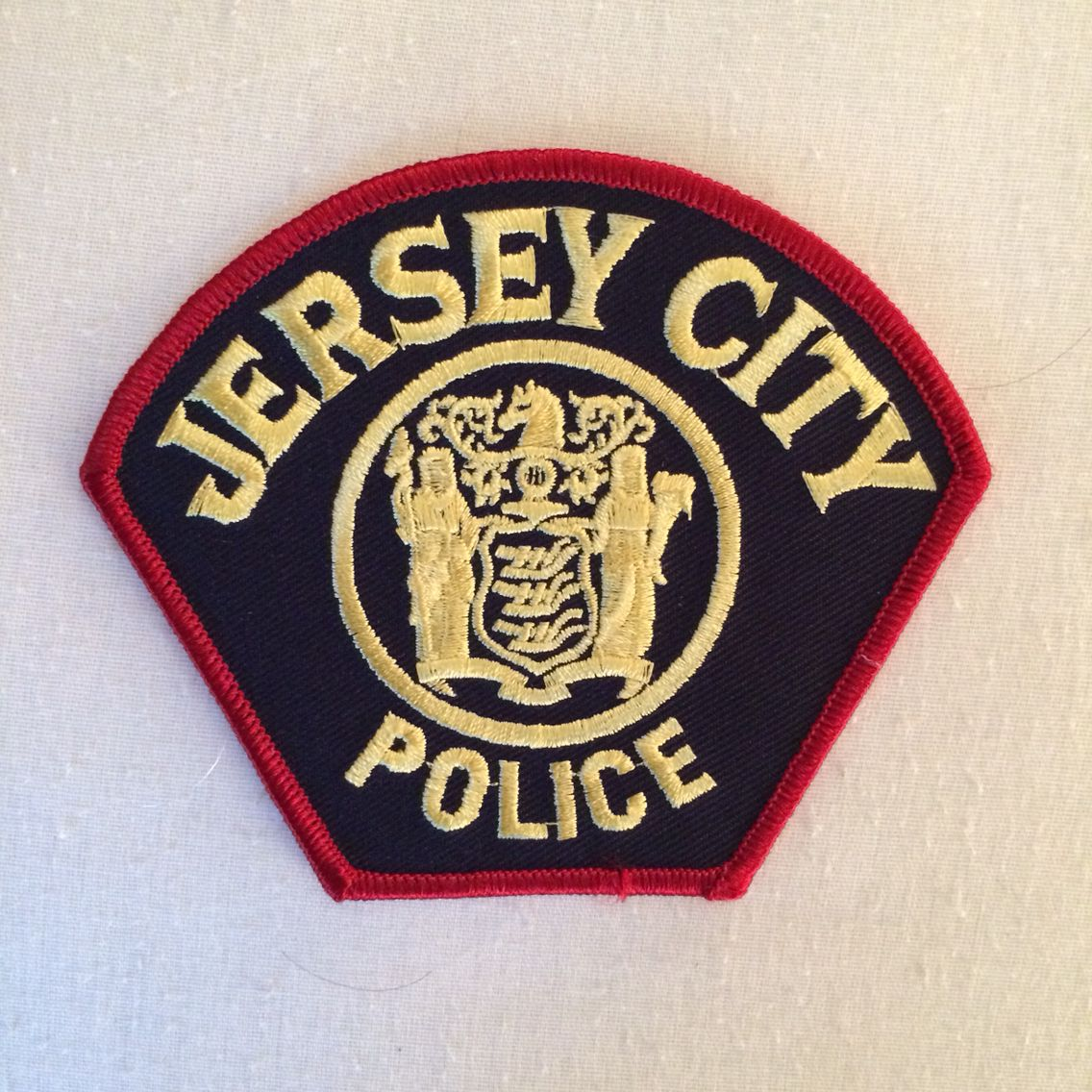 Jersey City Police Police Patches Police Badge Police