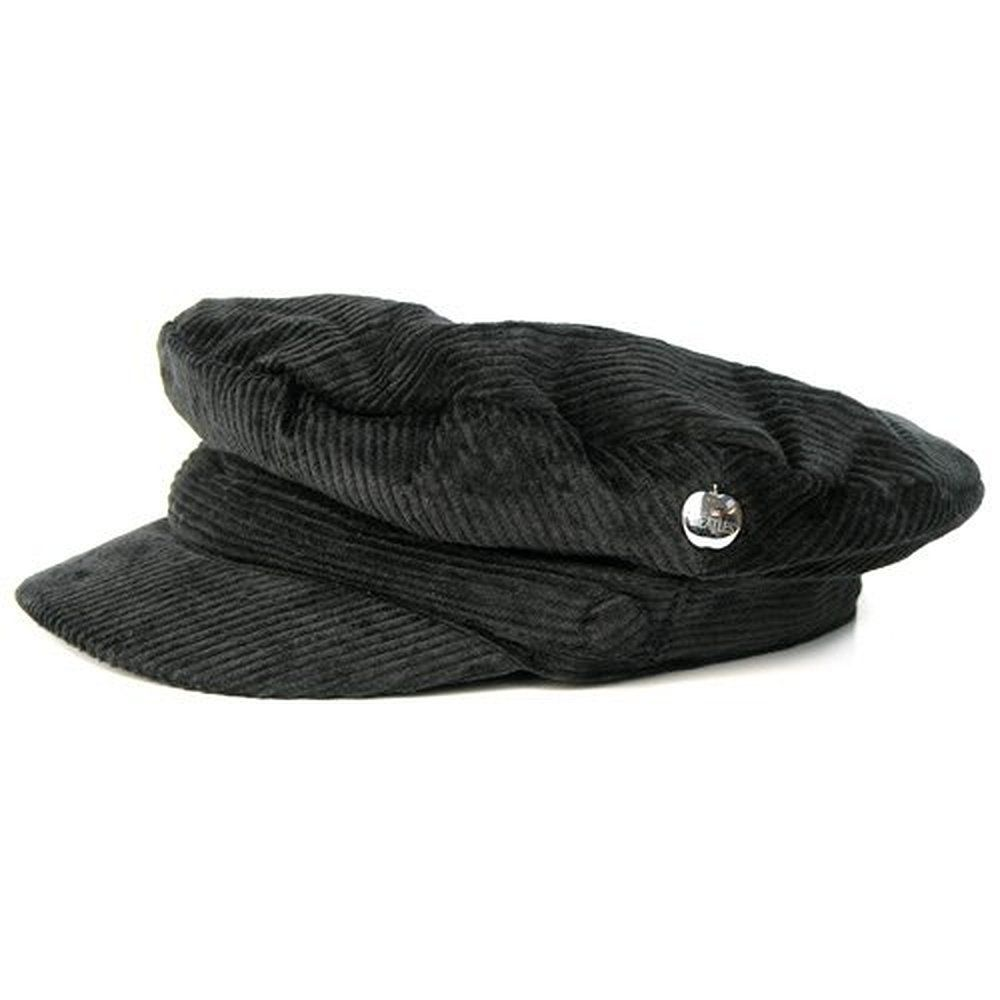 Official The Beatles John Lennon Corduroy Breton Sterkowski style cotton  Cap Hat 71c056f627ac