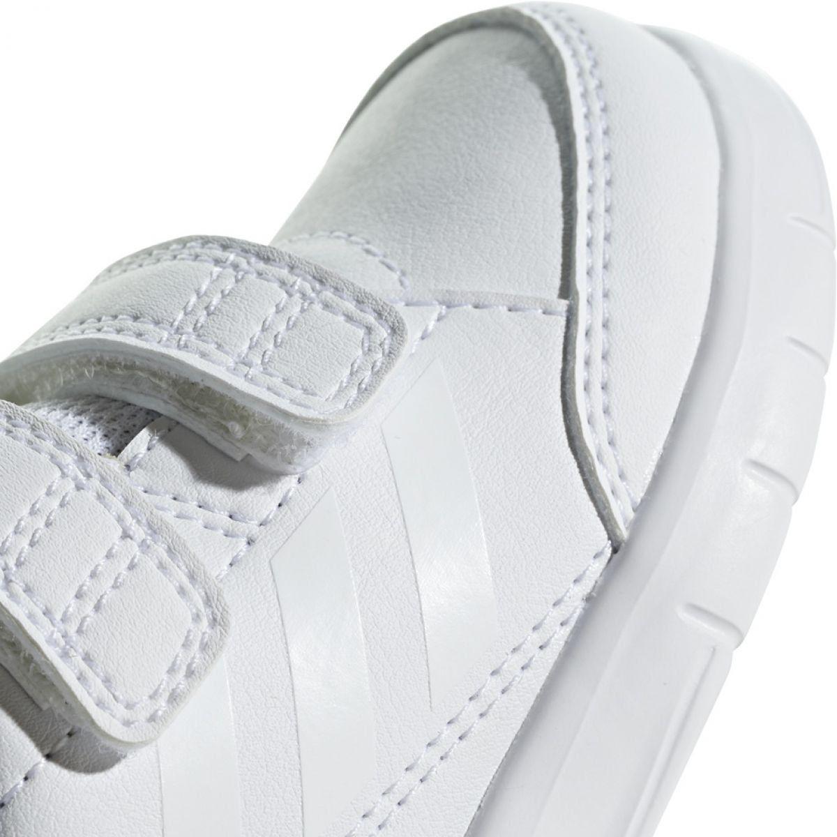 Adidas AltaSport Cf I D96848 shoes white | Kid shoes, Adidas