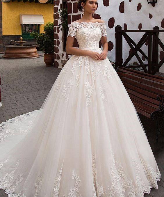 Photo of Wedding Dress,Wedding Dresses,New Elegant Wedding Dress,Shor…