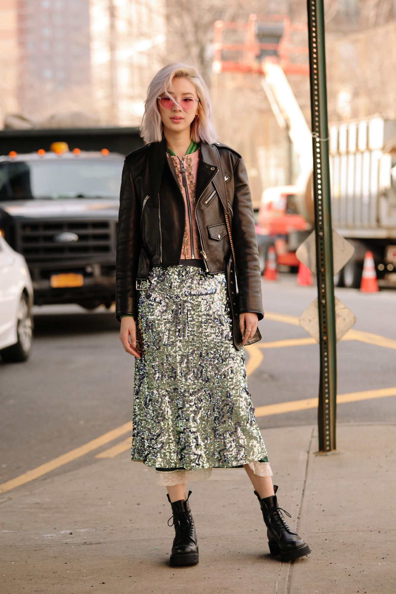 The best street style looks from new york fashion week fall