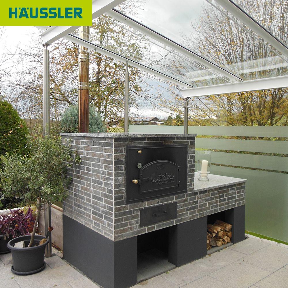 Photo of Die Traumbackhäuser von Häussler können Sie ideal in Ihrem Garten integrieren…