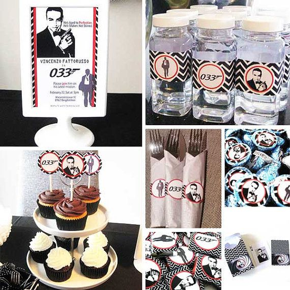 No parties are ever complete without personalised cupcake toppers, invitation cards, and what have you. Adding an instant extra touch to your party,
