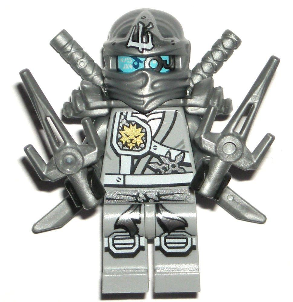 LEGO SENSEI WU Gold Hat Authentic MINIFIGURE New NINJAGO set 70734 70738