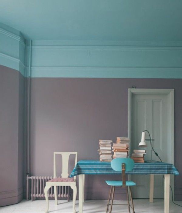 Striking colours   turquoise and gray pastel wall paint color palette colour  design wall decoration gray. Striking colours   turquoise and gray pastel wall paint color