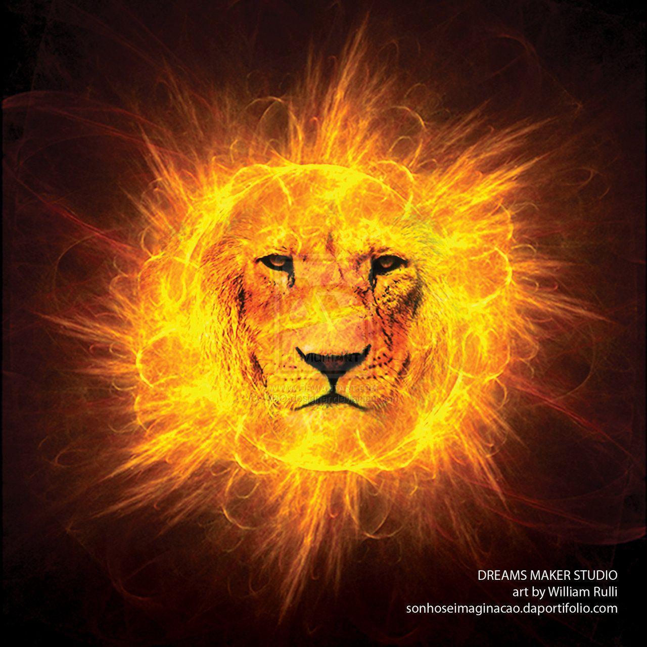Lion of Judah by WROdesigner on deviantART Lion of