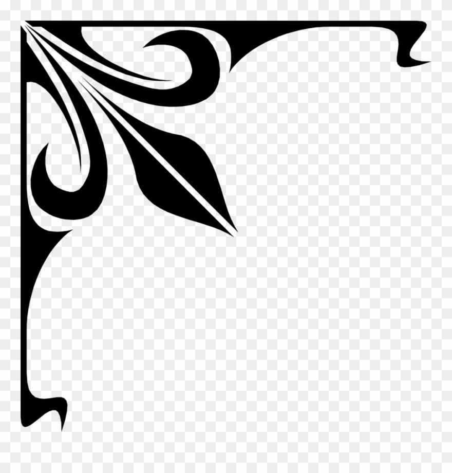 Download Hd History Clipart Frame Black And White Corner Design Clipart Png Download And Use The Free Clipart F History Clipart Frame Clipart Free Clip Art