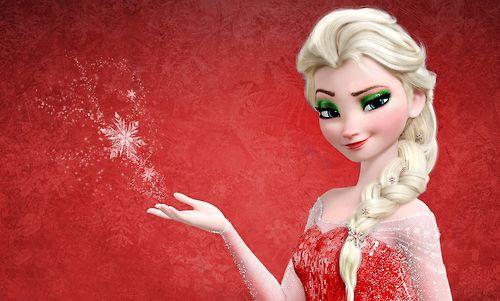 elsa chrismast   elsa froozen   Pinterest   Elsa