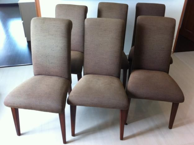 Archaicfair Upholstered Dining Chairs Singapore