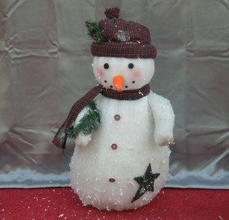 Snowmen - Frost Atrezzo vacaciones