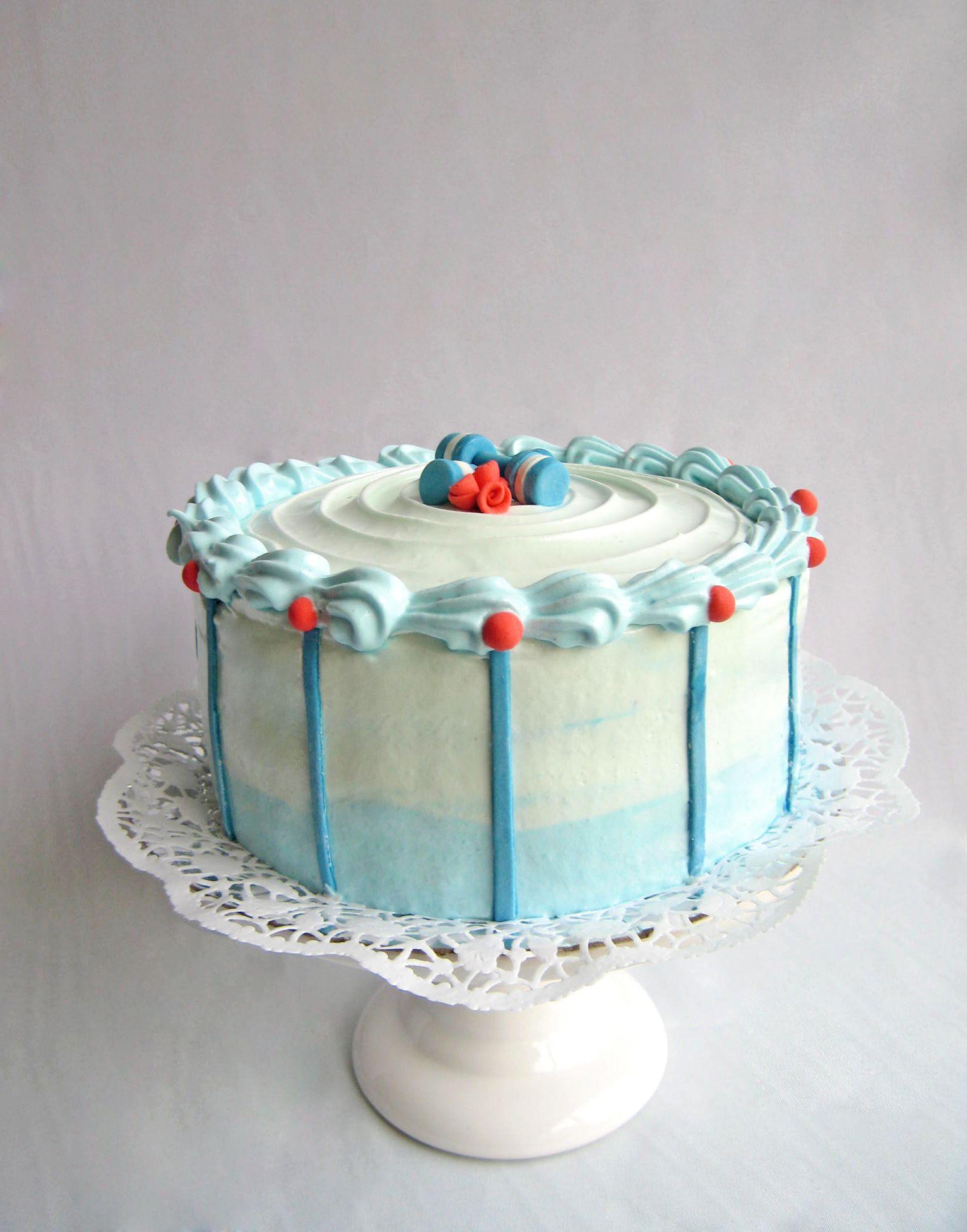 tortas de chocolates decoradas con celeste - Buscar con Google ...