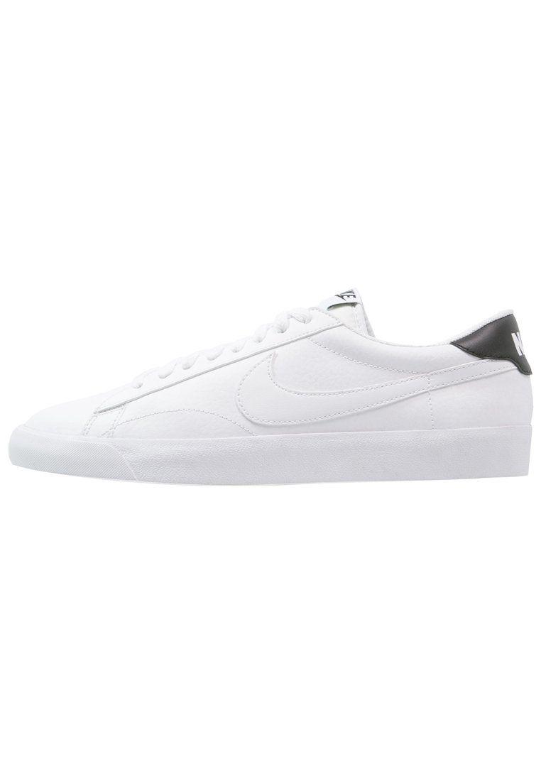 klassieke Nike Sportswear  TENNIS CLASSIC Sneakers laag white/black (wit)