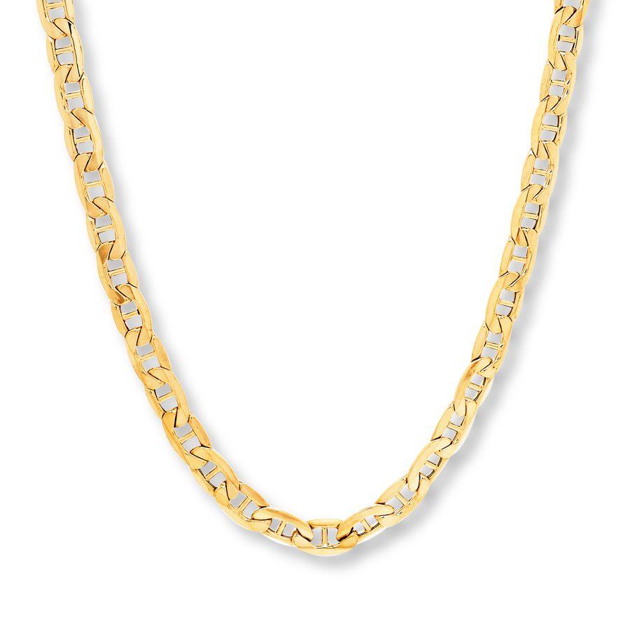 667cda1e52b Men's Mariner Chain Necklace 20
