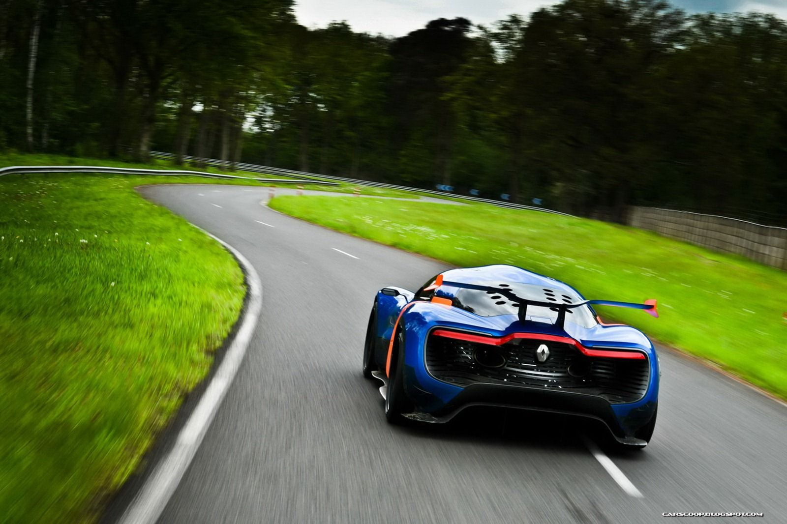 Renault Alpine A11 50 Concept Concept Cars Car Super Cars