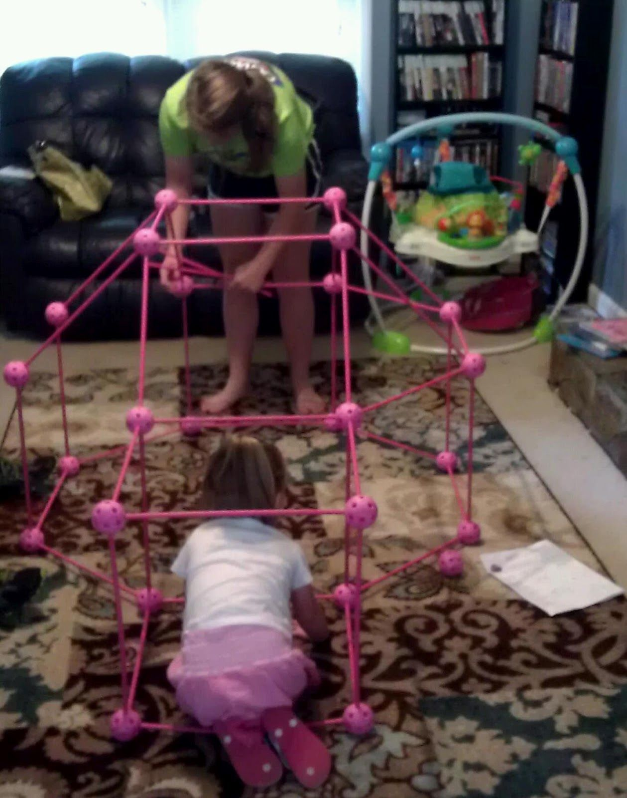 Crazy forts review giveaway wee share crazy forts