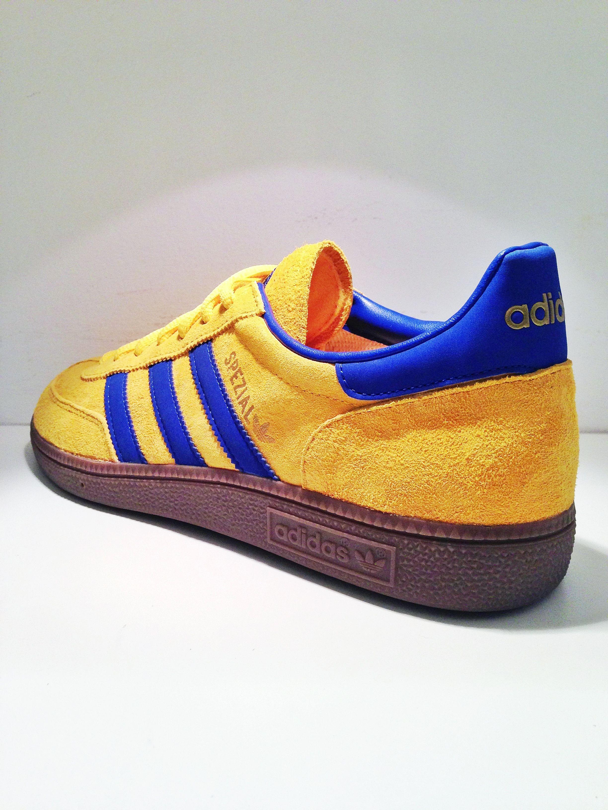 Adidas Spezial #q23097 #adidas #spezial #sunshine #trueblue