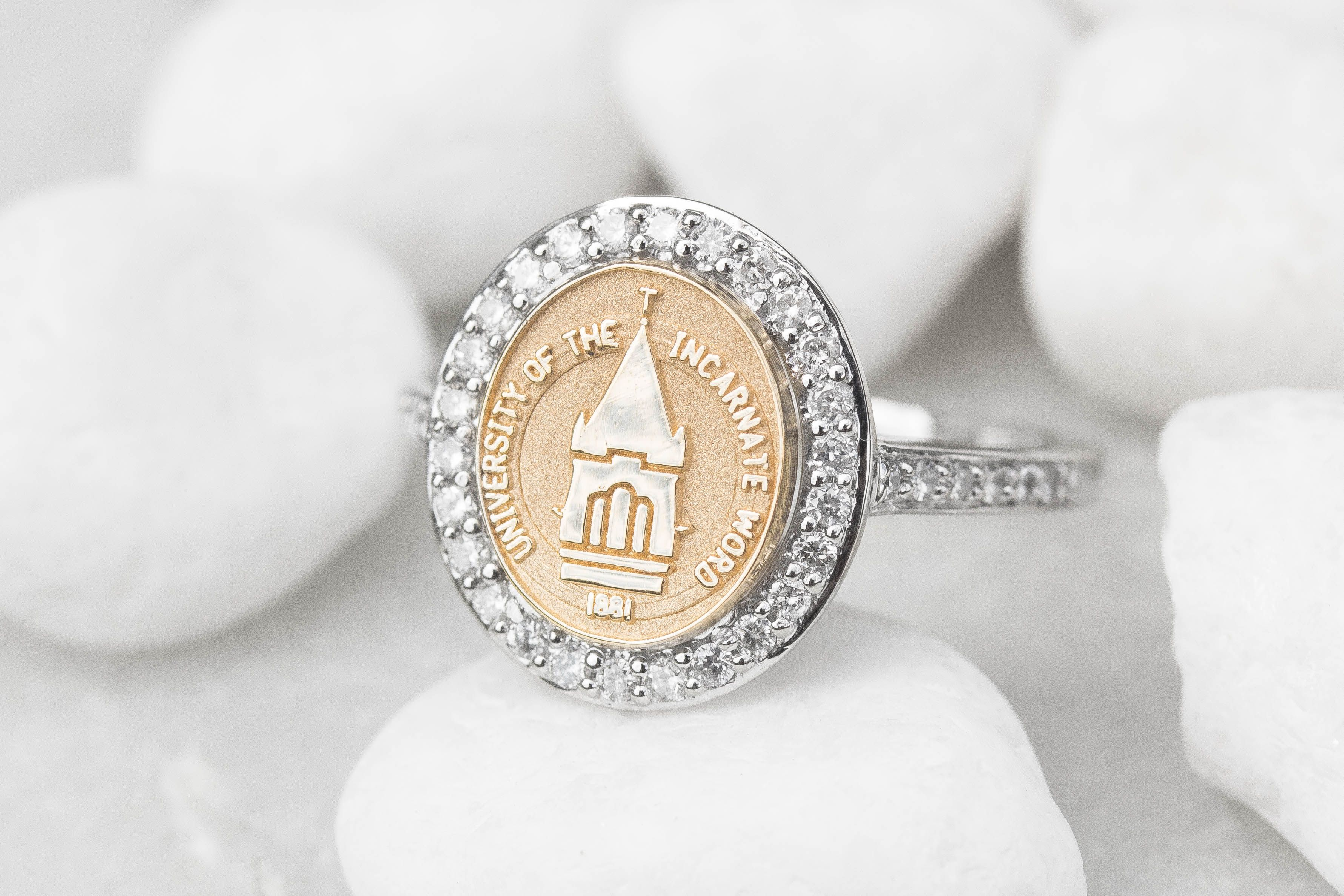 img of root ring designs state texas austin cutout longhorn university kirk classic shop rings