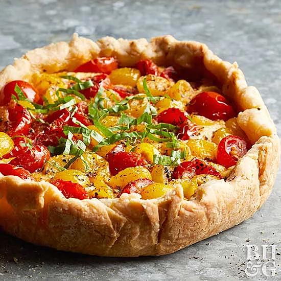 cd9dff096ae6deba08ff6f4ae0ea94d6 - Cherry Tomato Pie Better Homes And Gardens