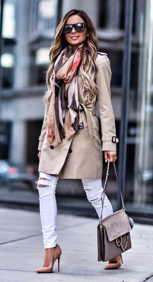 Womens Fashion, Trendy Trench Coats 2019