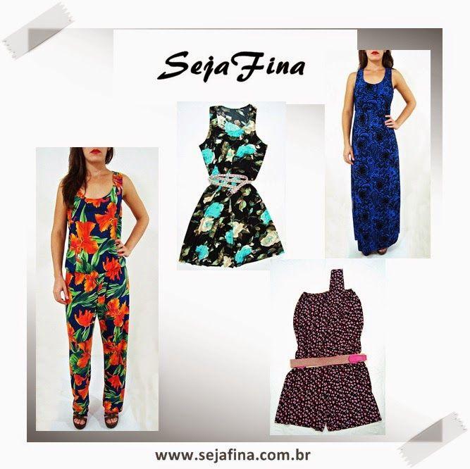 www.sejafina.com.br : Quer ganhar um lindo vestido ou macacão a sua esco...