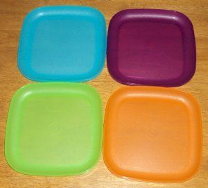 Tupperware 8 Inch Square Plates 4 Colors by Tupperware. $19.99. Great for children & Tupperware 8 Inch Square Plates 4 Colors by Tupperware. $19.99 ...