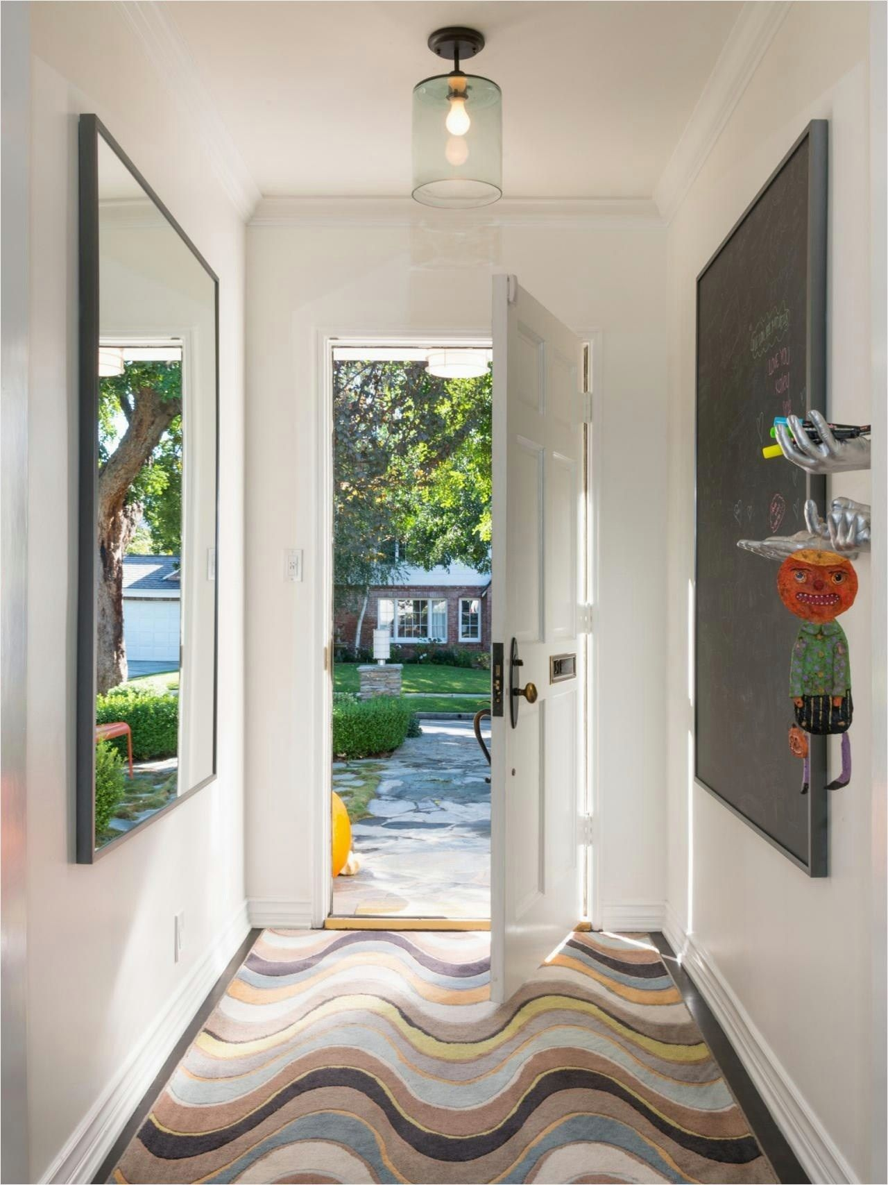 41 Amazing Modern Entryway Decorating Ideas 16 Decorating Artistic Entryway