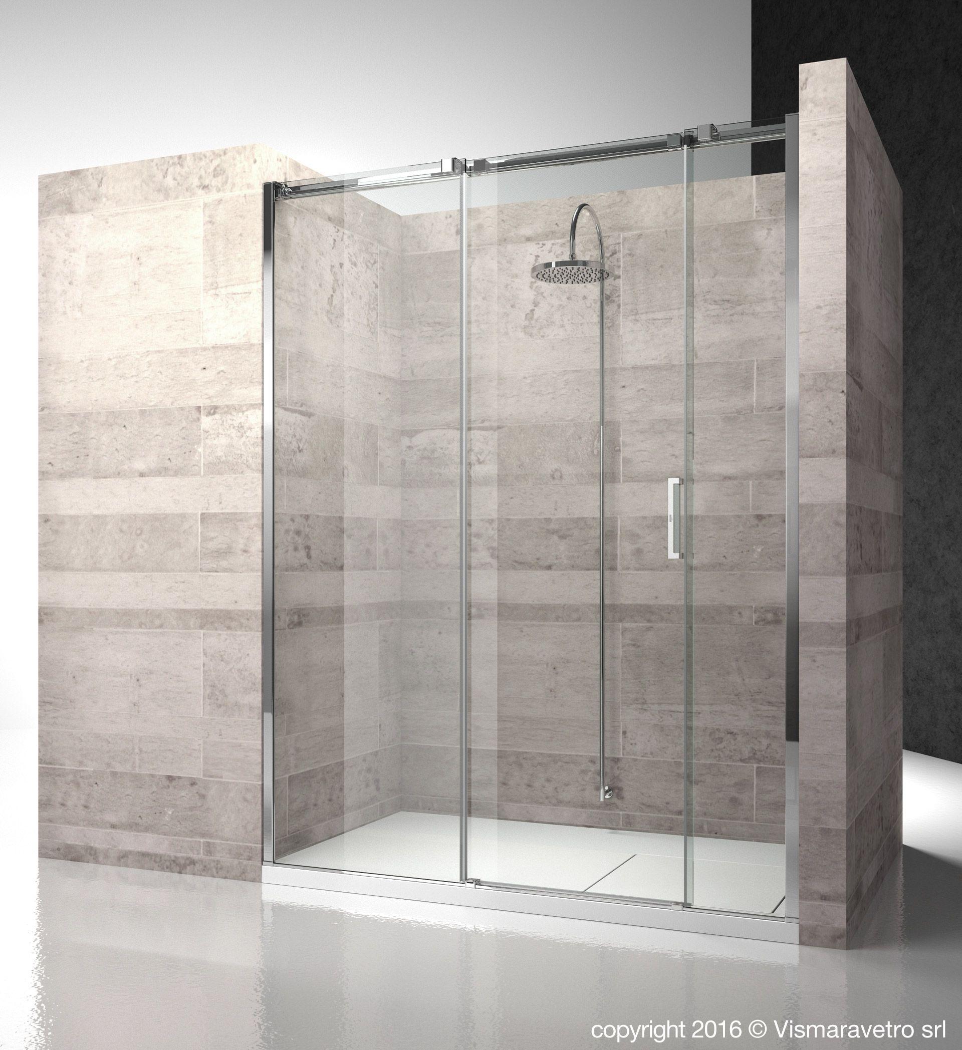 d3 : gliss modelli cabine doccia con apertura scorrevole | home in