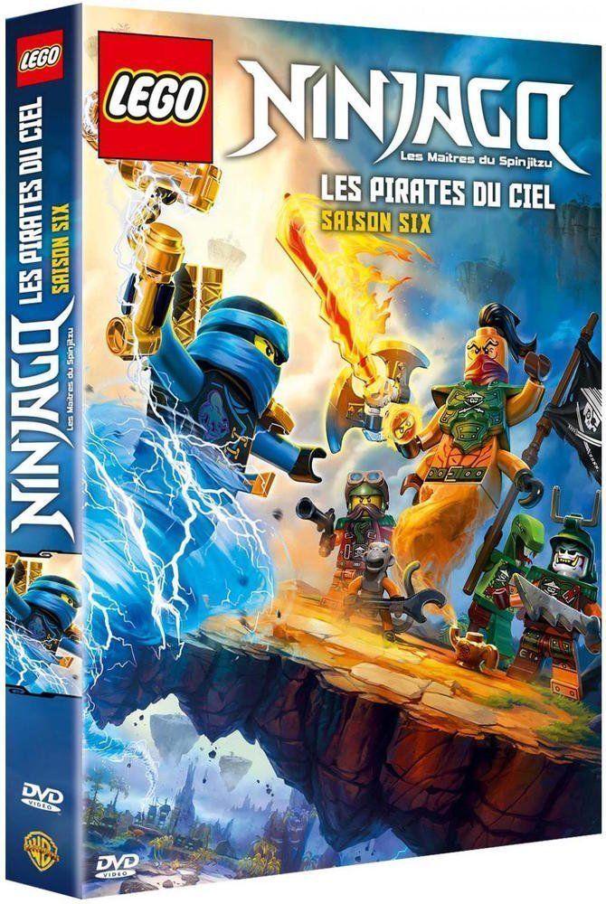 Lego ninjago les ma tres du spinjitzu saison 6 les - Ninjago saison 4 ...