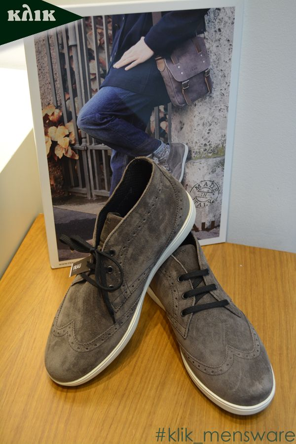 fdfa1356f9c Frau grey suede shoes   collection AW 2015-2016   Dress Shoes, Shoes ...