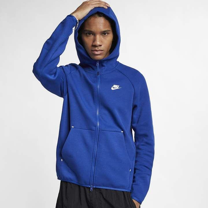 Nike sportswear tech fleece mens fullzip hoodie nike