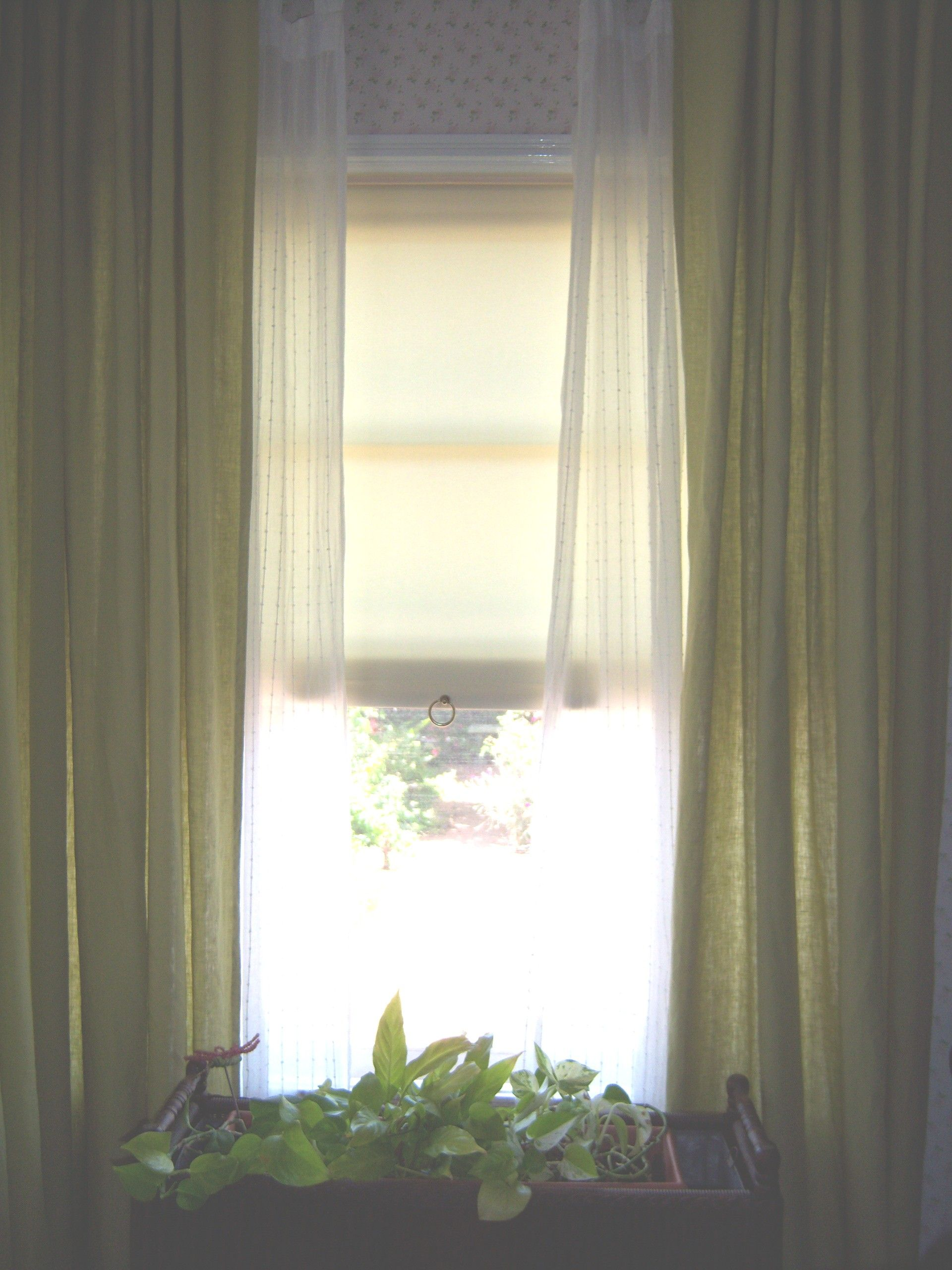 How to fix springs in roller shades and adjust spring tension - Cotton Spring Roller Shade
