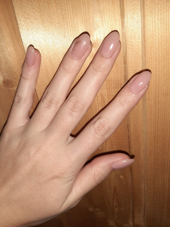 Pin by Deena Rose on Nails-neutrals   Natural gel nails